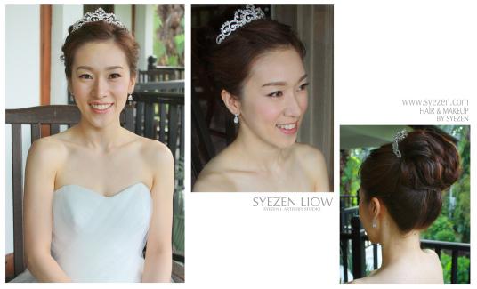 Korean Bride @ Malaysia